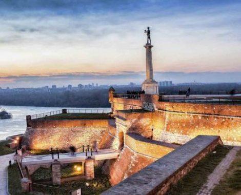 Kalemegdan - Belgrád 1