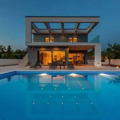 modern villa quadra