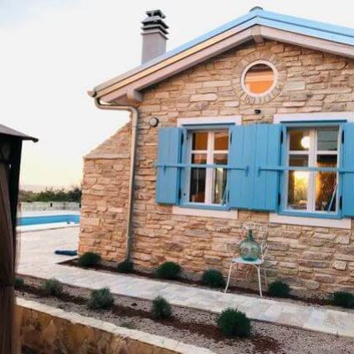 tiny house mit pool